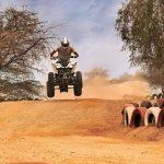 سافاری صحرای کیش
