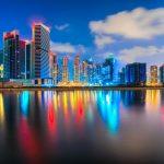 تصاویر نهر دبی امارات