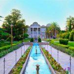 تصاویر باغ ارم شیراز