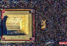 تصویر از پاسارگاد شیراز و مقبره کوروش کبیر از جاذبه های برتر ایران