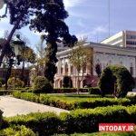 موزه مردم شناسی تهران کاخ ابیض
