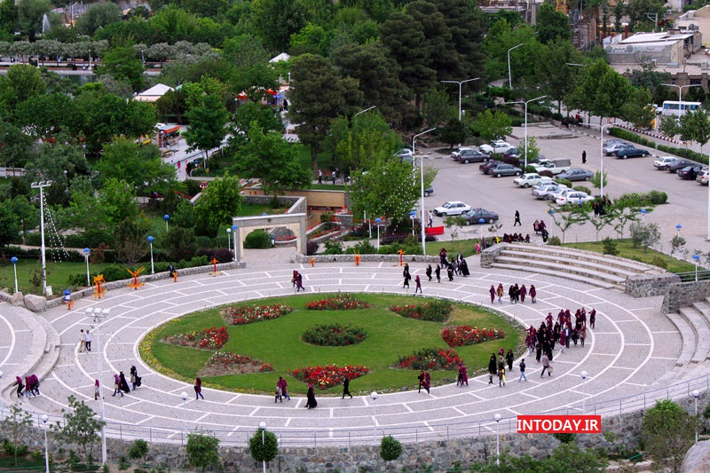تصاویر پارک کوهسنگی مشهد