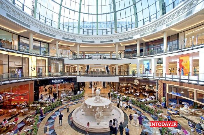 امارات مال دبی