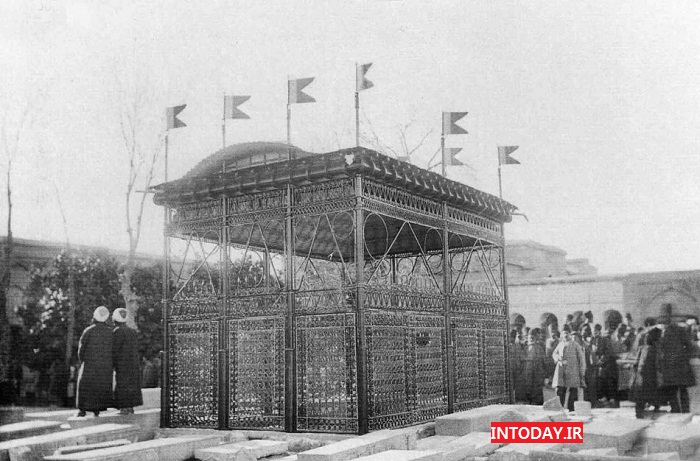 حافظیه شیراز | آرامگاه حافظ شیراز