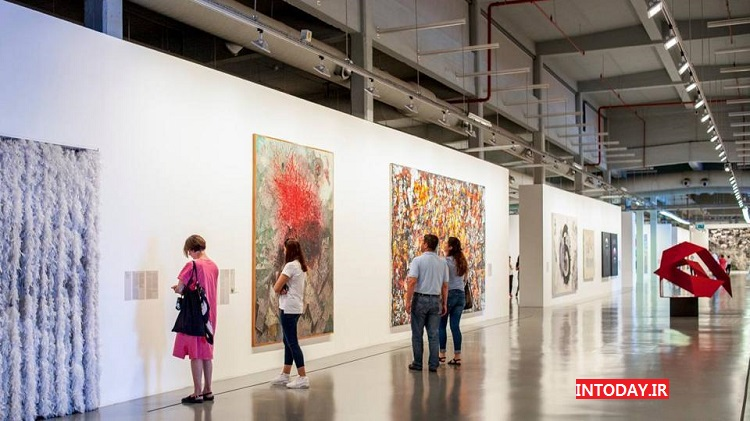 موزه هنرهای معاصر استانبول | موزه هنرهای مدرن استانبول