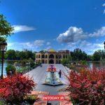 دریاچه ائل گلی تبریز