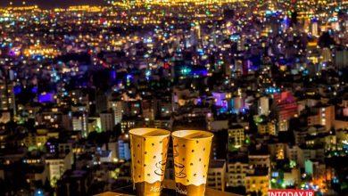 تصویر از بام تهران از جاذبه های توریستی ولنجک | آدرس و راهنما