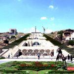 کاسکاد ارمنستان | هزار پله ایروان