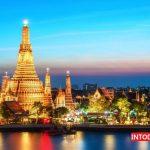 معبد وات آرون بانکوک | وات ارون تایلند