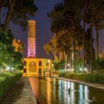 باغ دولت آباد یزد | هشت باغ دولت آباد یزد
