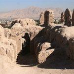 قلعه دختر کرمان | آتشکده آناهیتا کرمان