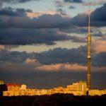 برج مخابراتی اوستانکینو مسکو