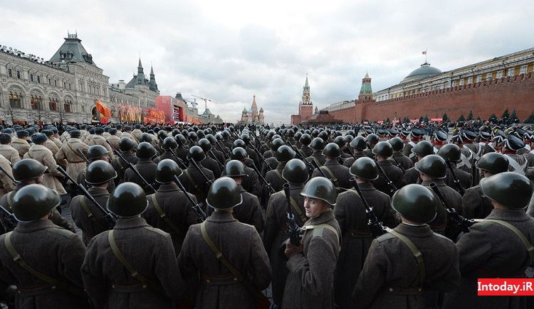 میدان سرخ مسکو | میدان سرخ روسیه