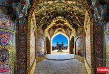 تصویر از مسجد جامع عتیق شیراز