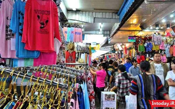 بازار چاتوچاک بانکوک
