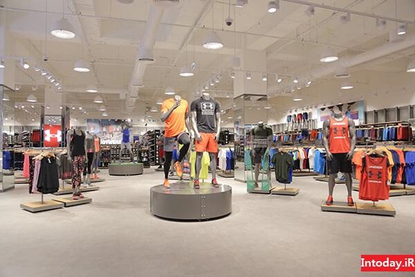 مرکز خرید اوت لت دیپو آنتالیا