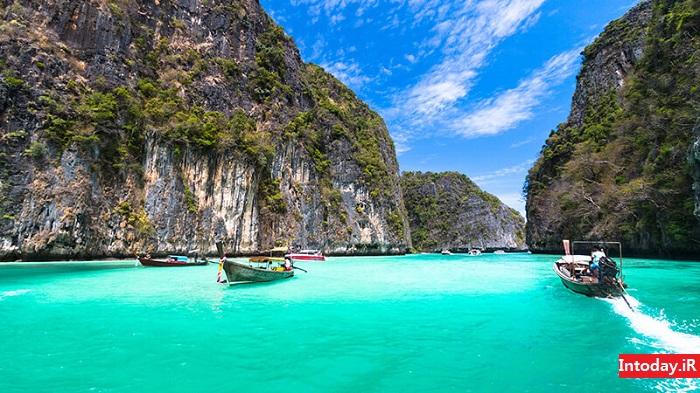 جزایر فی فی پوکت | Fi Fi Phuket islands