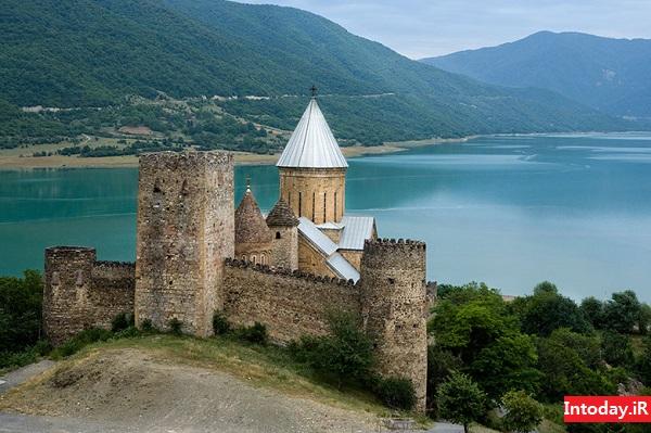 نارین قلعه گرجستان | narikala