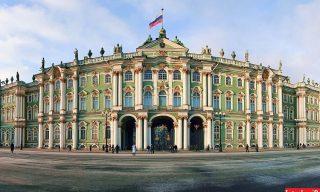 موزه ارمیتاژ سن پترزبورگ | Hermitage Museum