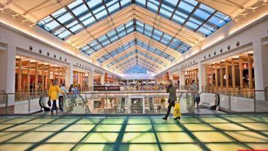 مرکز خرید متروپلیس مسکو