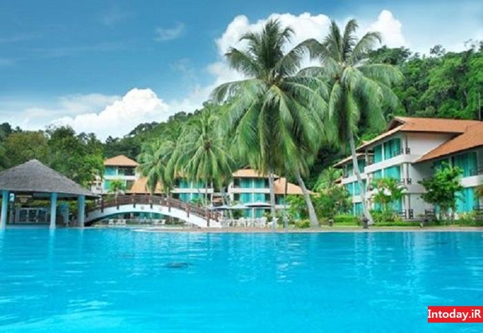 جزیره پانگکور مالزی | Pangkor Island
