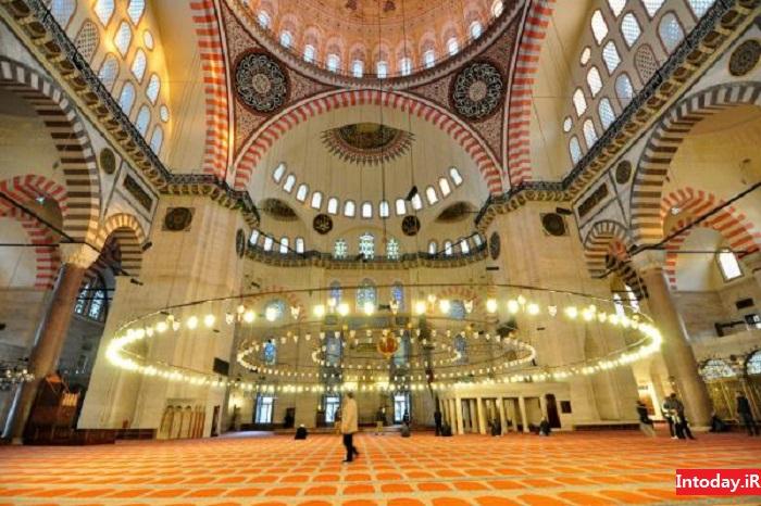 مسجد سلیمانیه استانبول | Süleymaniye Mosque