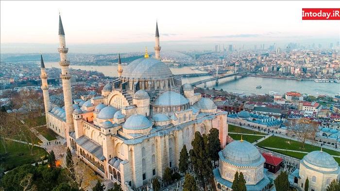 تصاویر مسجد سلیمانیه استانبول