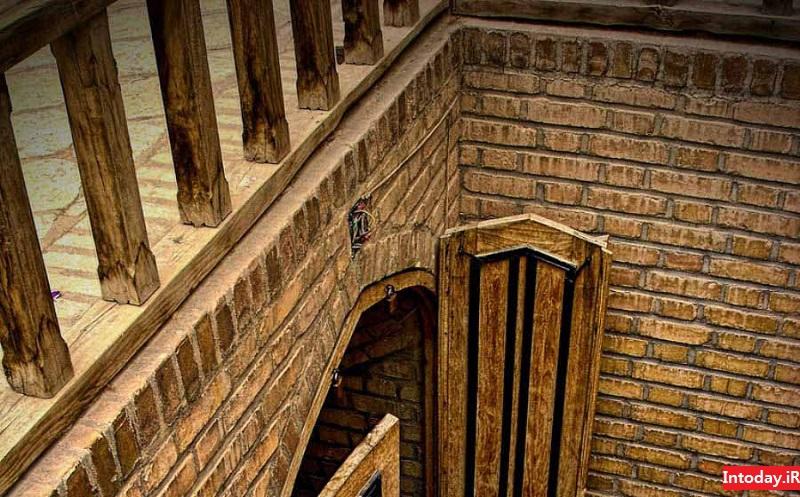 زندان اسکندر یزد | مدرسه ضیائیه