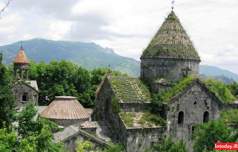 معبد ساناهین ارمنستان | Armenian Temple of Sanahin