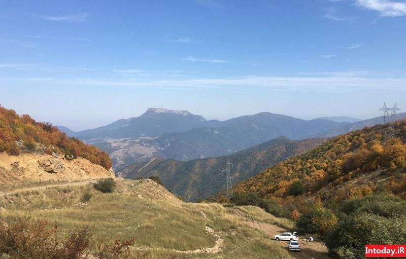 جنگل ابر شاهرود - Clouds Forest Shahrud