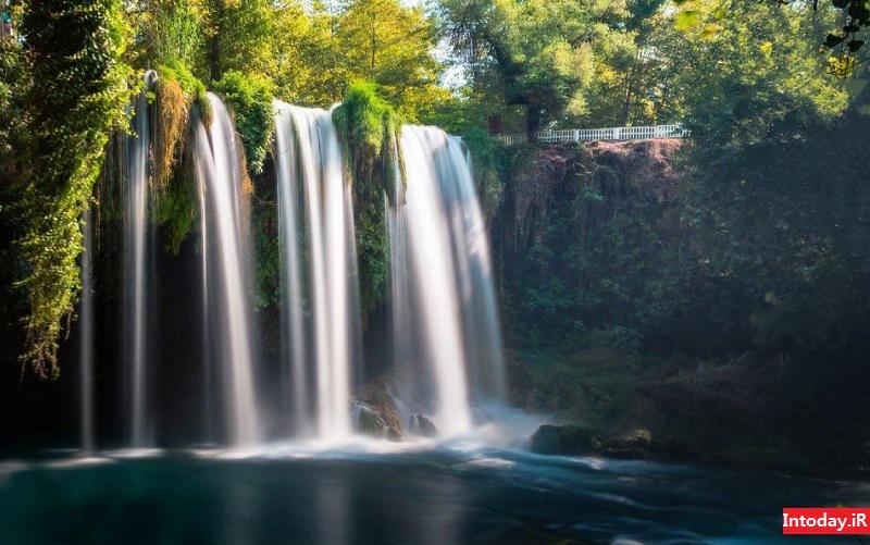 آبشار دودن آنتالیا | Düden Waterfalls