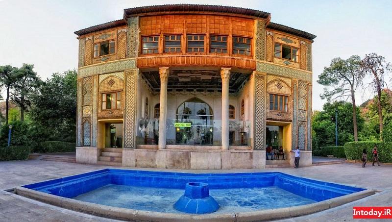 باغ دلگشای شیراز | Delgosha Garden shiraz