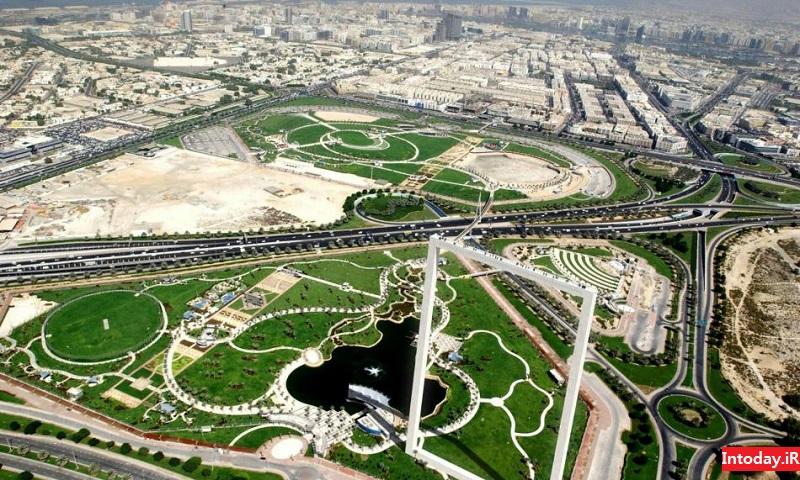 قاب عکس دبی | Dubai Frame