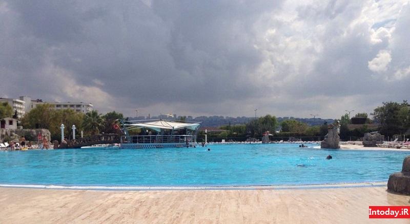 پارک های ابی استانبول | Istanbul Water Parks