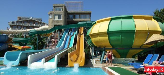 پارک آبی آتلانتیس مارماریس | Marmaris Atlantis Waterpark