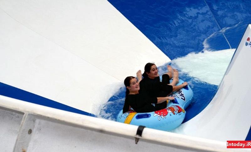پارک آبی ریویرا کازان | Riviera Aquapark Kazan