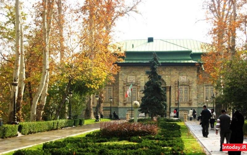کاخ سعدآباد تهران   Sadabad Complex