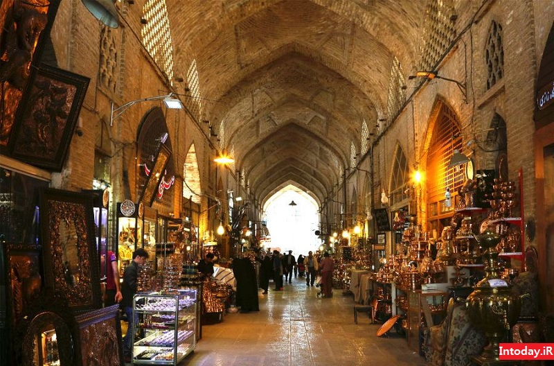 بازار و مراکز خرید اصفهان | Shopping Centers in Isfahan