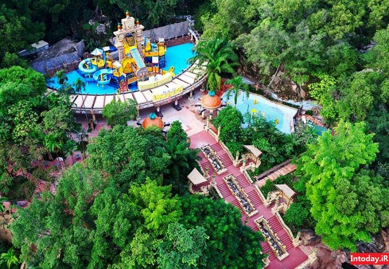 پارک آبی سان وی لاگون مالزی | Sunway Lagoon