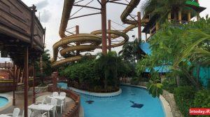 پارک آبی فانتازیا لاگون | پارک های آبی بانکوک