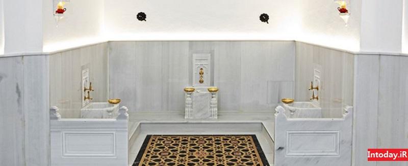 حمام خرم سلطان استانبول | ایاصوفیه