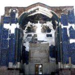 عکس مسجد کبود تبریز - Blue Mosque