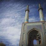 عکس مسجد جامع یزد - Jameh Mosque of Yazd
