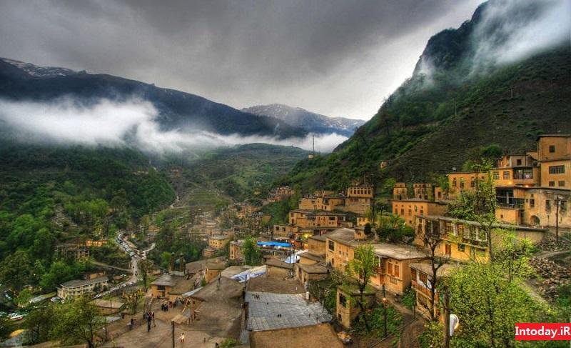 عکس ماسوله گیلان - Masuleh