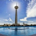 برج میلاد تهران | Milad Tower