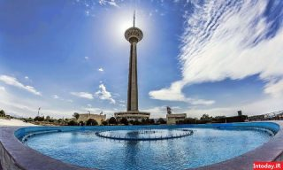 برج میلاد تهران   Milad Tower