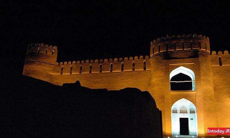 ارگ راین کرمان - Rayen Castle