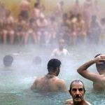چشمه های آب گرم سرعین اردبیل - Hot springs Sarein