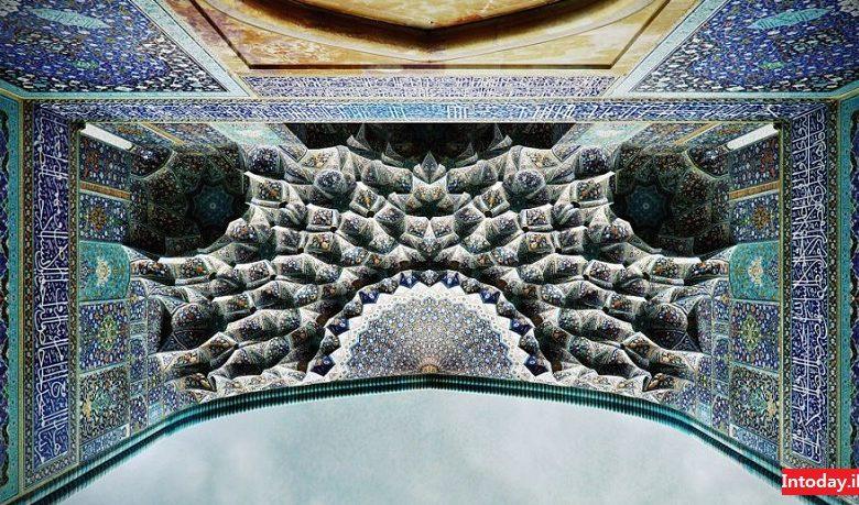 مسجد شیخ لطف الله کجاست؟