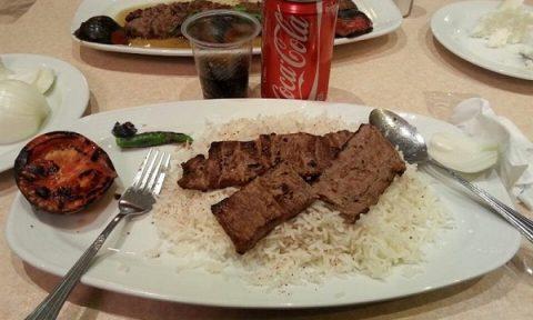 تصاویر رستوران باختر تبریز